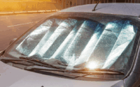 protect your car from sun damage